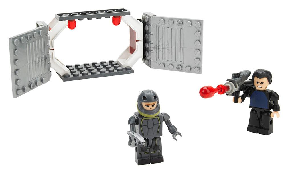 "KRE-O ""Star Trek"" Space Jump Set"
