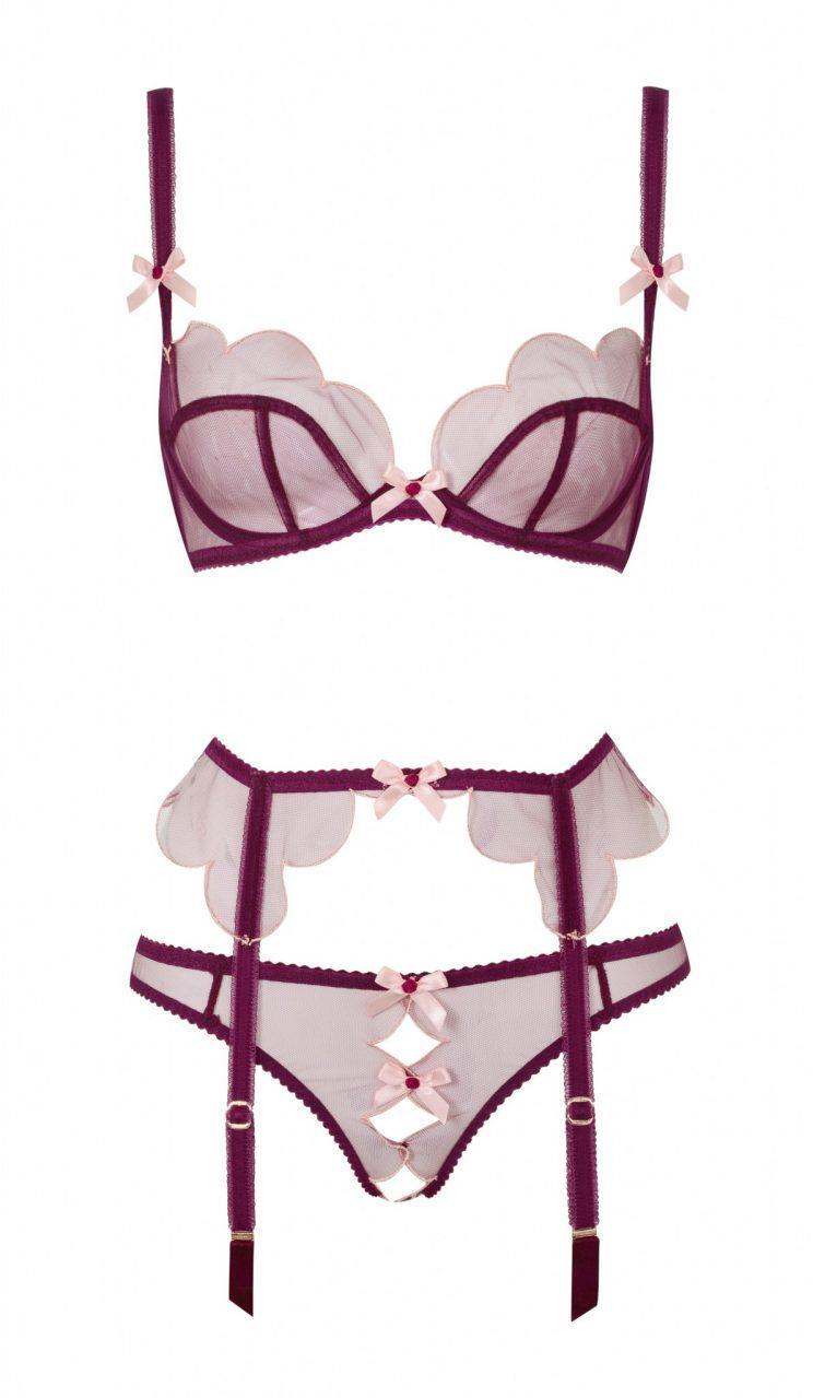 The Agent Provocateur bra. (Photo: Courtesy of Brand)