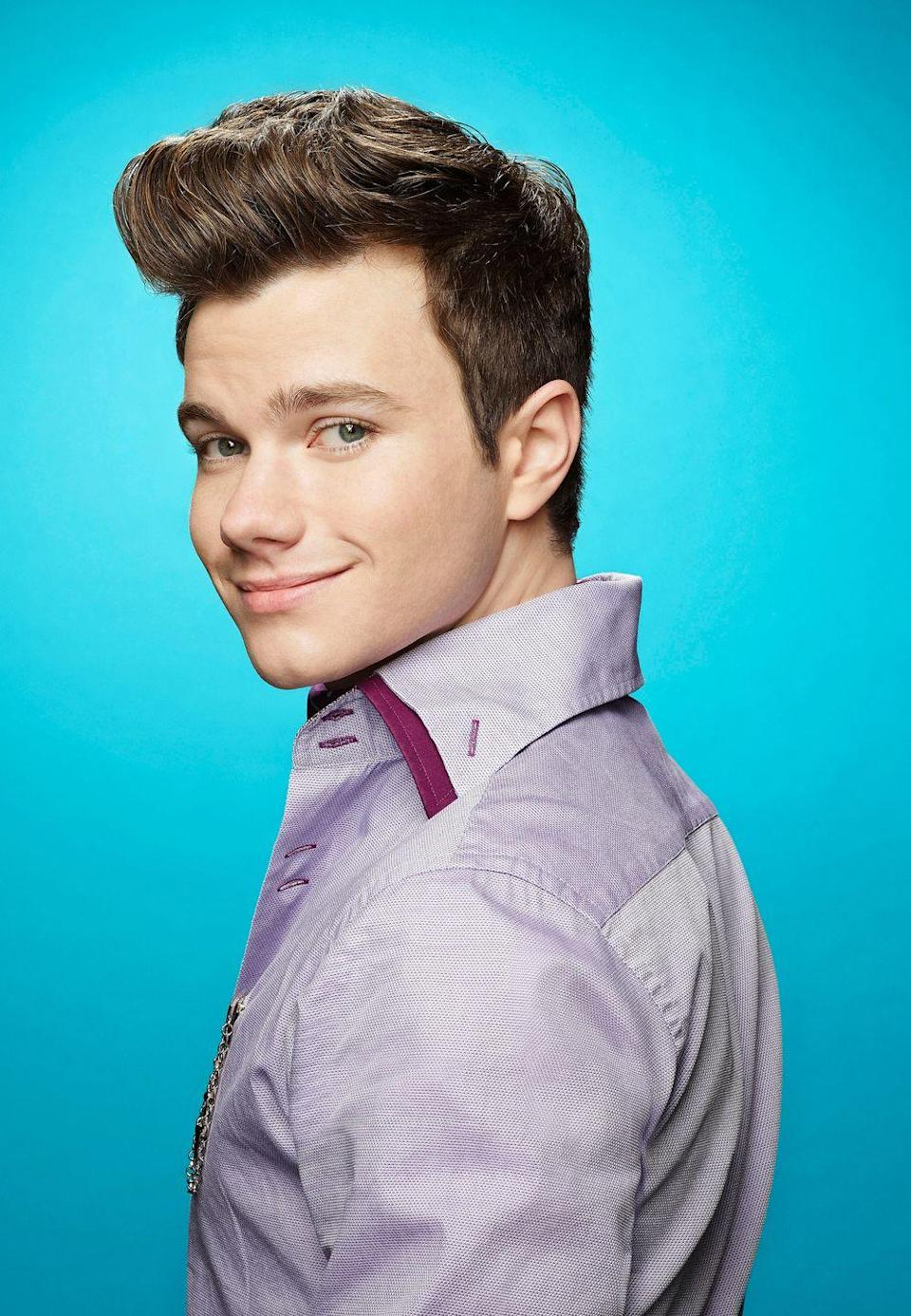 """<p>After auditioning for the role of Artie, Chris Colfer wooed <em>Glee'</em>s producers and the role of Kurt was born. According to Colfer, in his first contract, his character is <a href=""""https://www.hollywoodreporter.com/live-feed/glee-chris-colfer-darren-criss-bio-channel-special-305551"""" rel=""""nofollow noopener"""" target=""""_blank"""" data-ylk=""""slk:listed as Artie 2"""" class=""""link rapid-noclick-resp"""">listed as Artie 2</a> because Kurt had yet to be created.</p>"""