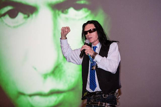Tommy Wiseau (Photo: Josh Brasted/Getty Images)