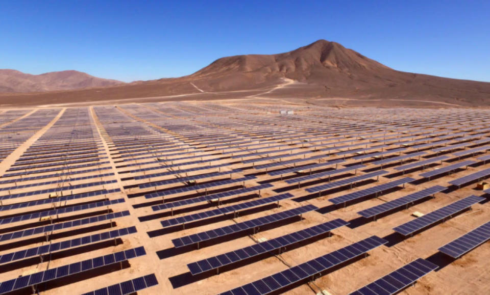 Wind, solar energy demands projected to exceed gas and coal by 2024