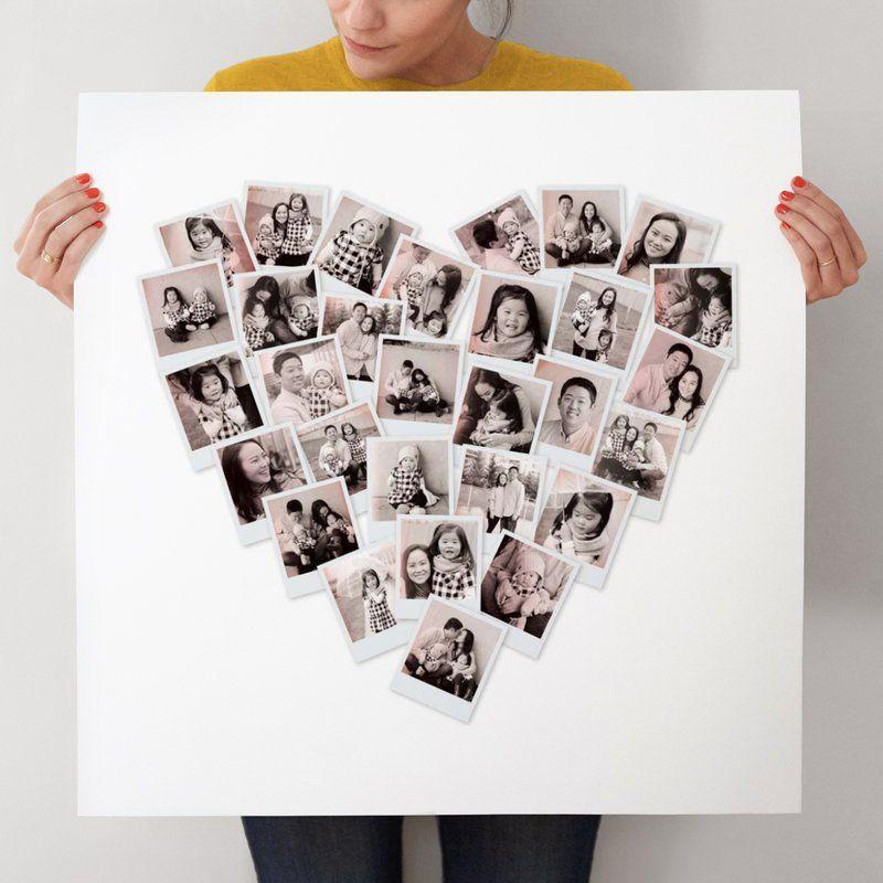"""<p><strong>Minted </strong></p><p>minted.com</p><p><strong>$111.00</strong></p><p><a href=""""https://go.redirectingat.com?id=74968X1596630&url=https%3A%2F%2Fwww.minted.com%2Fproduct%2Fphoto-art%2FMIN-QRY-GCP%2Ffilter-heart-snapshot-mix-photo-art&sref=https%3A%2F%2Fwww.goodhousekeeping.com%2Fholidays%2Fgift-ideas%2Fg23652891%2Fgifts-for-sister%2F"""" rel=""""nofollow noopener"""" target=""""_blank"""" data-ylk=""""slk:Shop Now"""" class=""""link rapid-noclick-resp"""">Shop Now</a></p><p>Pick the size and frame you want and then add a bunch of photos of you two throughout the years. </p>"""