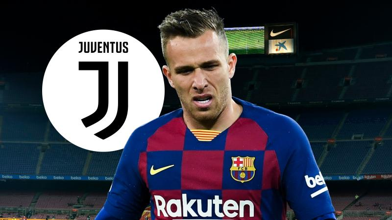 Barcelona, Juve Agree To Arthur, Mirlem Pjanic Swap