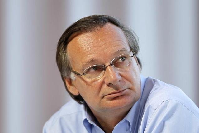 <p>No. 12 (tie): Accenture CEO Pierre Nanterme<br>CEO approval rating: 93 per cent<br>(Reuters) </p>