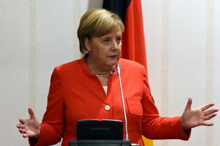 German Chancellor Angela Merkel won praise, then opprobrium with her decision to welcome in hundreds of thousands of asylum seekers, amid rising nationalist sentiment despite falling numbers and some headway made on integration