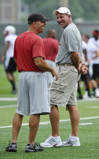 Older brother Carl joins Bo Pelini's staff at Youngstown St