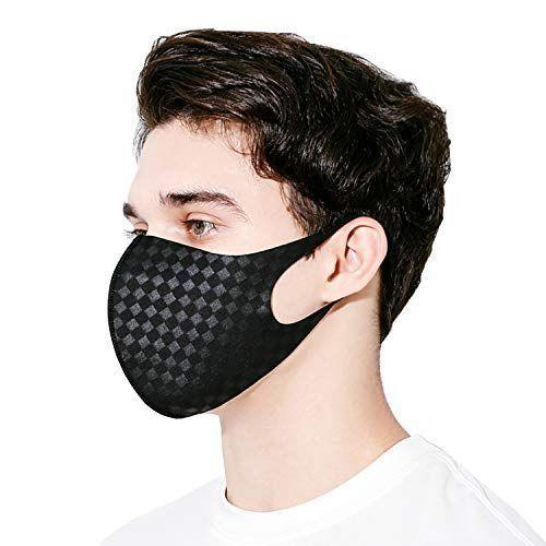 """<p><strong>TK FASHION MASK</strong></p><p>amazon.com</p><p><strong>$8.99</strong></p><p><a href=""""https://www.amazon.com/dp/B08CPX5DSQ?tag=syn-yahoo-20&ascsubtag=%5Bartid%7C2139.g.33545606%5Bsrc%7Cyahoo-us"""" rel=""""nofollow noopener"""" target=""""_blank"""" data-ylk=""""slk:BUY IT HERE"""" class=""""link rapid-noclick-resp"""">BUY IT HERE</a></p><p>This reusable, cooling face mask is made mostly from micro silver ion polyester, keeping your face cool and breathable throughout the day.</p>"""