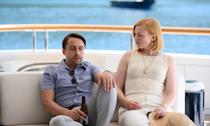 <em>Succession </em>season two was received with rapturous applause by viewers and critics as the pitch black comedy returned with its whip-smart writing and incredible cast. Accompanied by one of the most memorable theme tunes of all time, the loathsome Logan family saga continued as the show fleshed out the complicated characters further, and earned itself even more fans. (HBO)