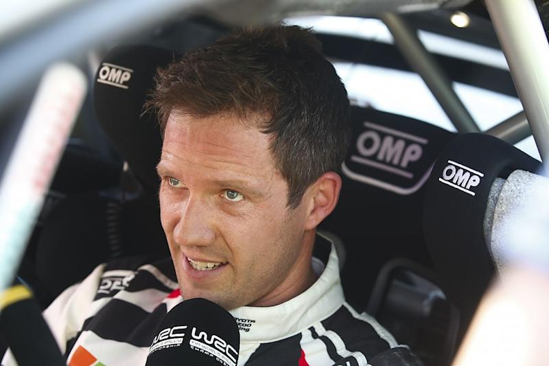 Ogier set to stay in WRC with Toyota