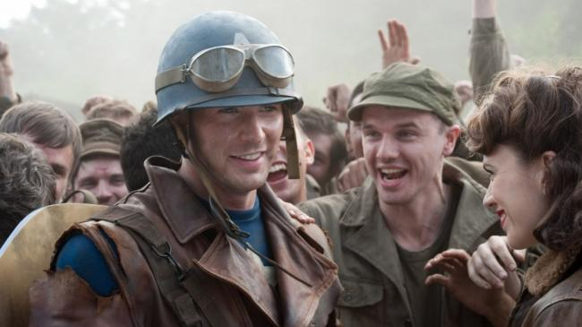 """<p> If muscle-bound science experiment Captain America seems like an obvious pro-war symbol, it's because he is. Originally conceived in 1940 to do battle with Hitler, the character entirely evokes the value of the all American hero – patriotism and utopianism. </p> <p> Steve Rogers is the epitome of the selfless hero, desperate to go to war and willing to go to any lengths to fight for his country. In today's climate, it's a hard sell, but Cap's pure intentions, courageous sentiment and heroic ideology evoke a nostalgia for a simpler time - before corporations and agendas and greed got in the way. As Agent Coulson remarks in Avengers Assemble: """"Everything that's happening, the things that are about to come to light... people might just need a little old fashioned."""" </p>"""