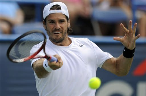 Tommy Haas advances to Citi Open final
