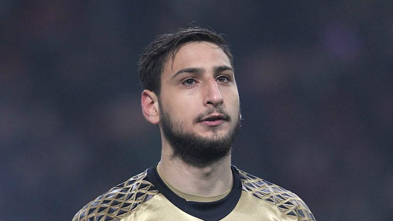Donnarumma howler not a laughing matter for Montella and Milan