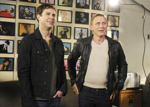 "Daniel Craig hosts the third episode of ""Saturday Night Live"" Season 38."