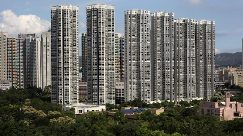 Hong Kong's August home price index drops by the most in six months as recession, Covid-19 sap investment appetite