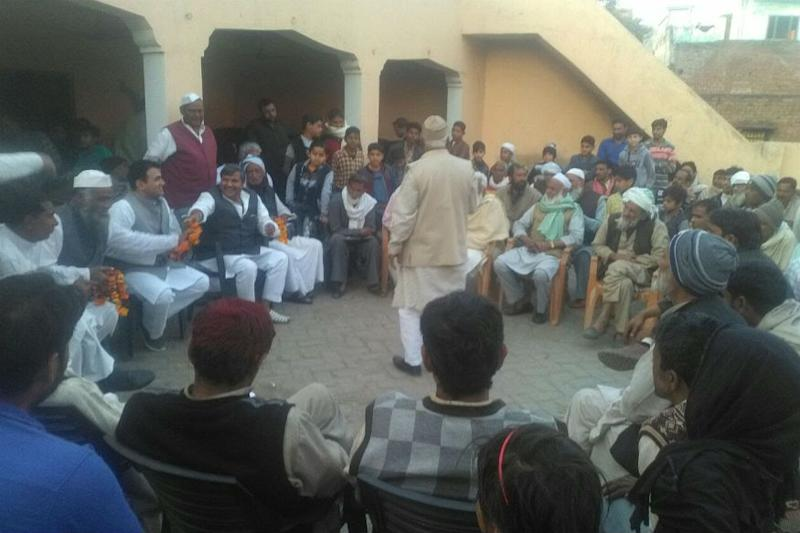 At Mahapanchayats, Jat and Muslim leaders are erasing the past and giving peace a chance.