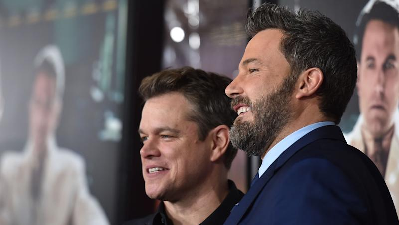 Matt Damon, Ben Affleck team up for Rape-focused Film