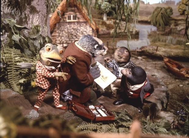 Wind In The Willows (Credit: Cosgrove Hall)