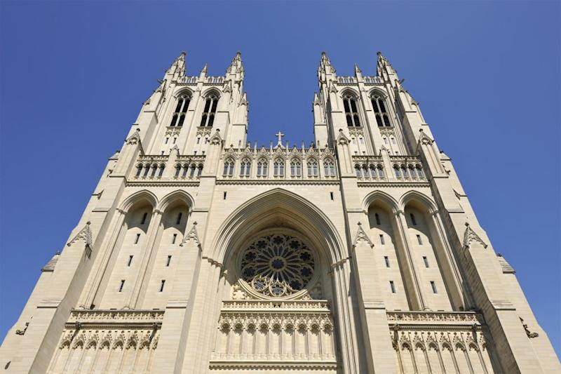 Matthew Shepard's ashes will be interred in the Washington National Cathedral
