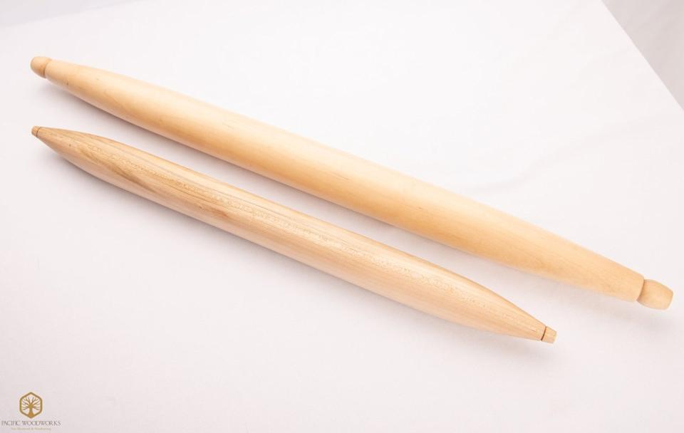Handmade French Rolling Pins, from $51.
