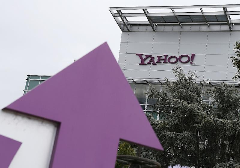 Yahoo beat expectationswith quarterly earnings that showed profit more than doubled