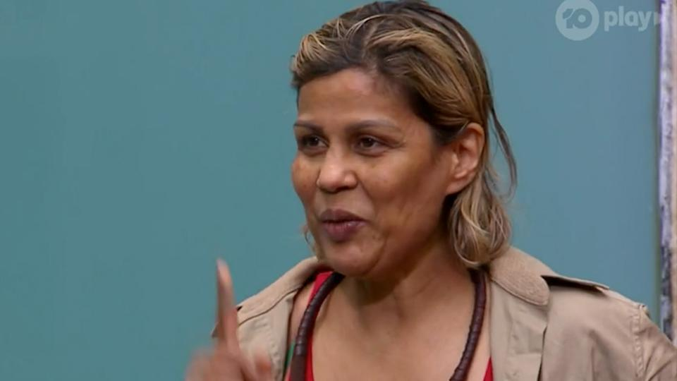 Fans were shocked when Pettifleur Berenger admitted she has only showered once since she arrived on I'm A Celebrity... Get Me Out Of Here.