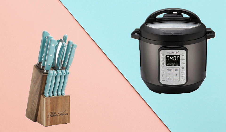 Now's the time to refresh your kitchen: Walmart is competing with Amazon to offer the best deals with its Anti-Prime Day sale. Take advantage! (Photo: Walmart)