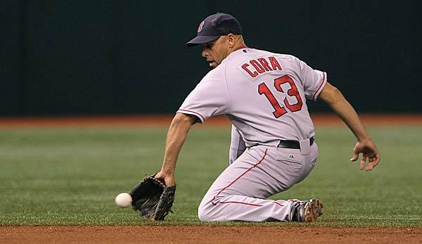 MLB: Boston Red Sox flirten mit Houstons Alex Cora