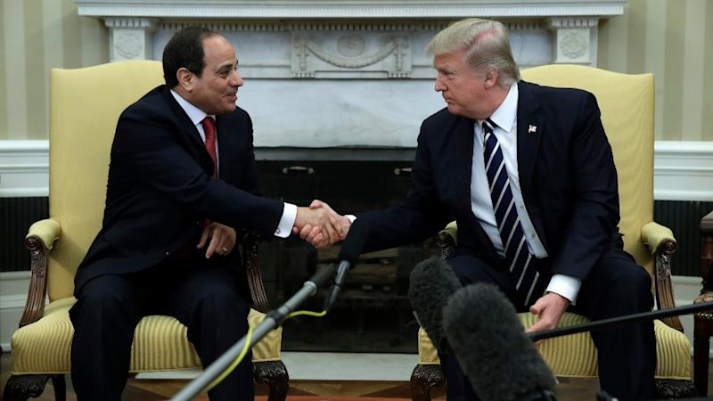 Egypt's El-Sissi and America's Trump: A Common Language?