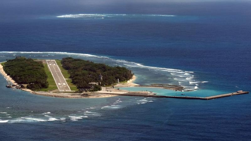 Taiwan 'will consider' hosting US warships on Taiping Island for regional security