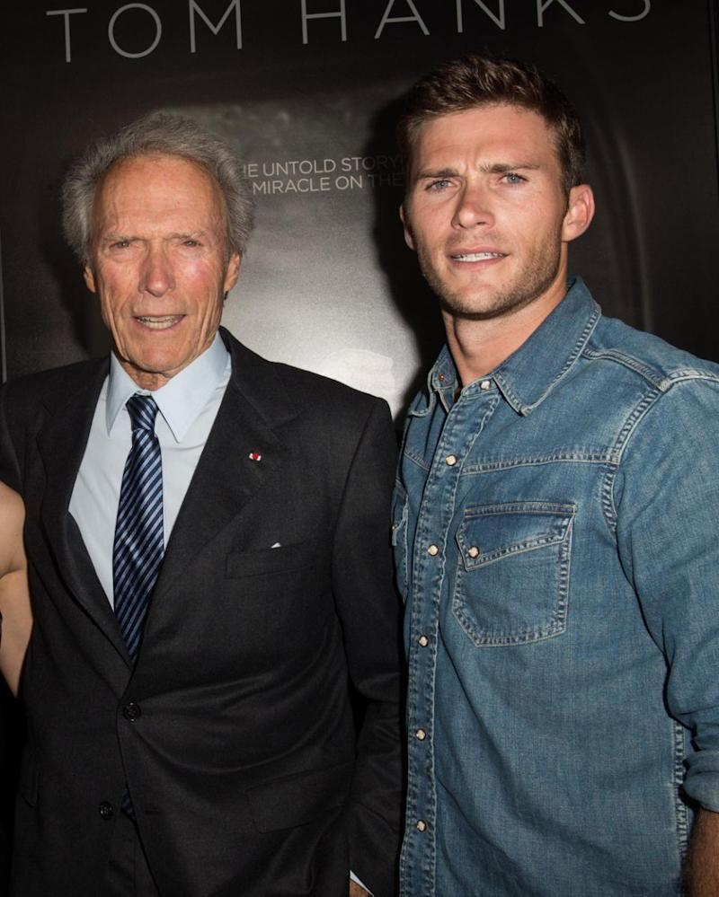 Despite his dad, Clint Eastwood's success in the industry, the 31-year-old explained he didn't know anything about the acting business until he tried it out for himself. Father and son are pictured here in Los Angeles in 2016. Source: Getty