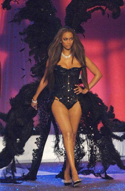 PHOTO: Tyra Banks during 10th Victoria's Secret Fashion Show in New York. (Kmazur/WireImage for Full Picture)