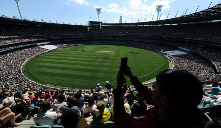 Previous Boxing Day Tests have attracted huge crowds