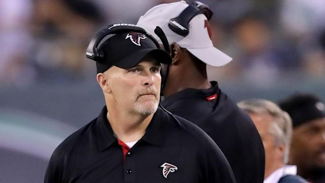 Coordinators Steve Sarkisian (offense), Marquand Manuel (defense) and Keith Armstrong (special teams) were fired by the Falcons on Monday.