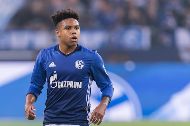 Weston McKennie's accelerated development at Schalke has him in our projected 23. (Getty)