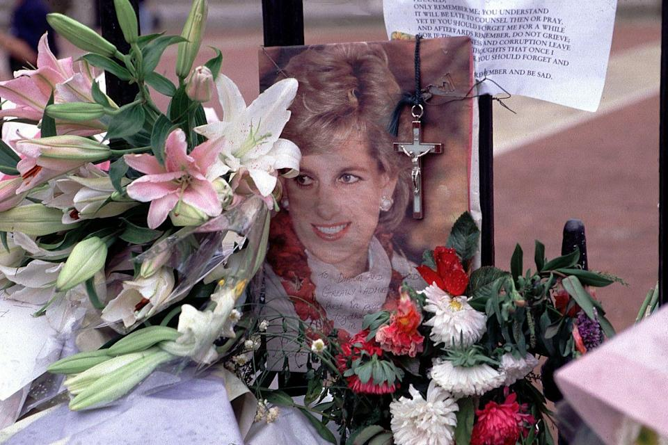 <p>Thanks to her charm, generosity, and huge heart, Princess Diana was mourned and missed by thousands of people around the world. So much so, fans continued to leave flowers, pictures, and other mementos as a memorial weeks and months after she passed away in 1997.</p>