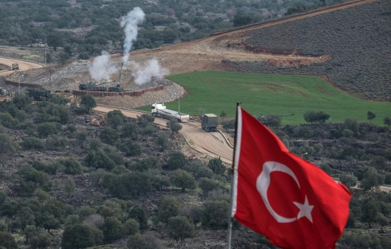 Washington has said Turkey's operation against the YPG militia in Syria risks diverting energy from the fight against IS jihadists