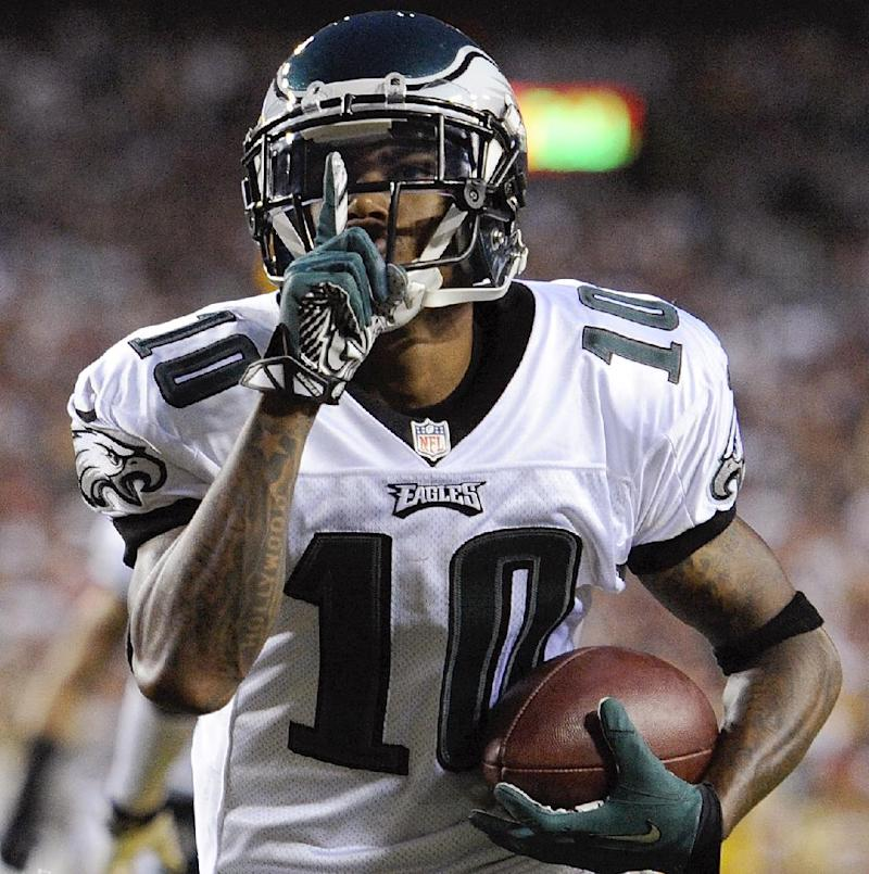 Ex-Eagles WR Jackson to sign with Redskins
