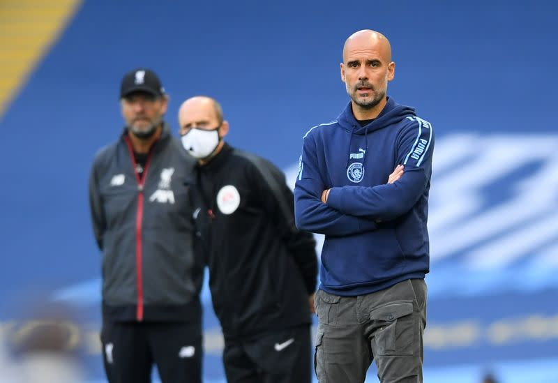 Guardiola confident City's UEFA ban will be overturned