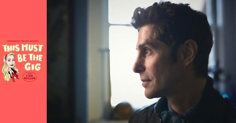 Perry Farrell on Lollapalooza and Being Chased by Iggy Pop