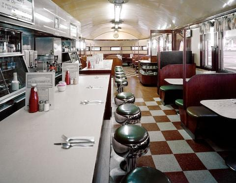Protected: the Modern Diner in Rhode Island - Credit: getty