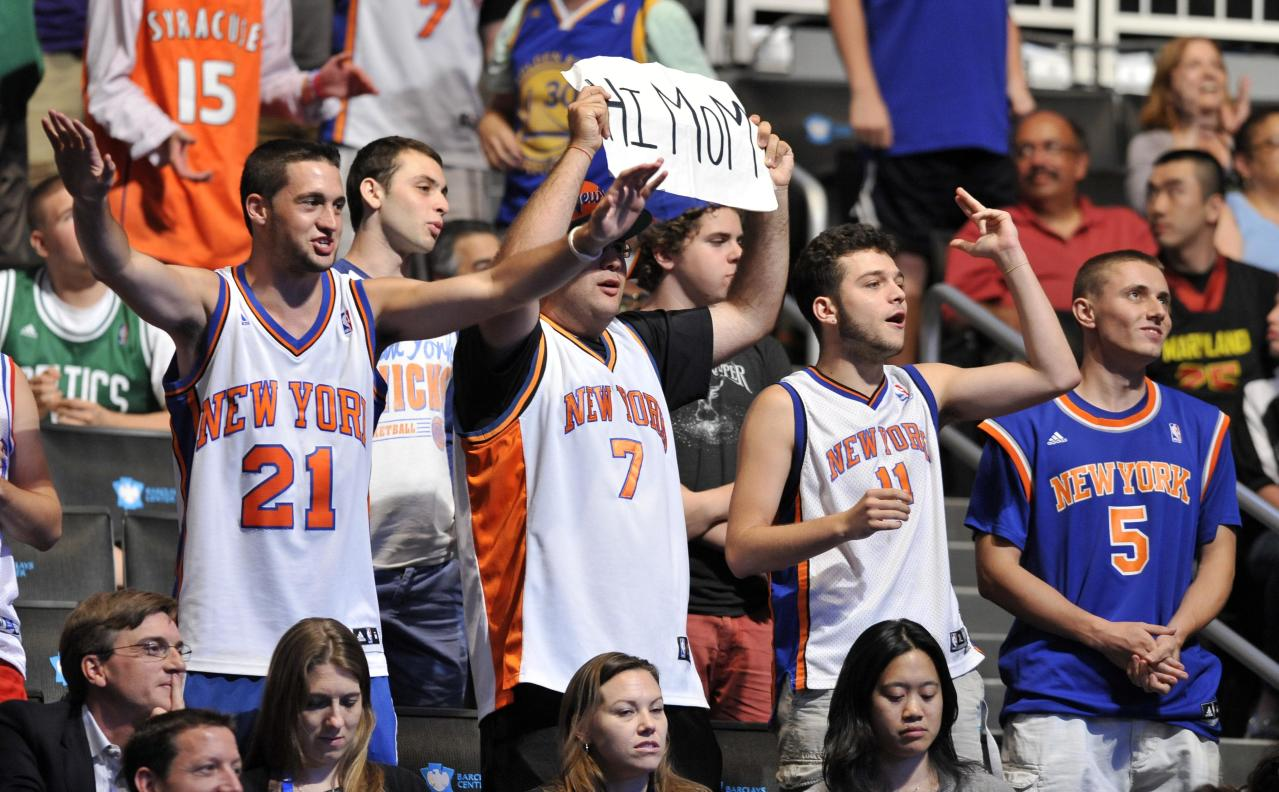NBA ticket prices rose an average of 3.4 percent this season