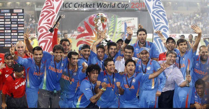 India ended their 28-year wait for a World Cup crown on the 2nd April 2011