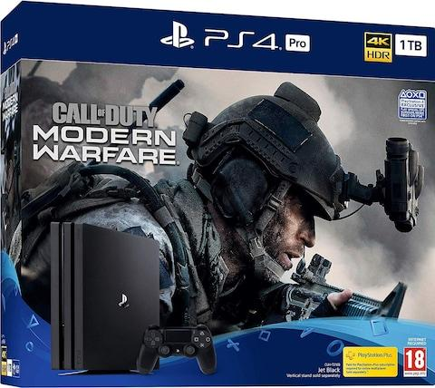 black friday Call Of Duty Modern Warfare PS4 Pro Bundle