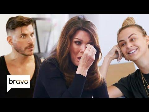 """<p>For nearly a decade, <em>Vanderpump Rules</em> has been one of the best shows on television. Full stop. When it began, in 2013, Bravo's primary focus was on an actual group of co-workers—Jax, Stassi, Tom, Kristen, the other (better) Tom, and Katie—who were all in actual (seriously fucked up) relationships and friendships. The young twenty-somethings hungered for little besides fame and pinot grigio and it didn't take long before it was bottoms up on both. The first handful of seasons gave us """"<a href=""""https://www.cosmopolitan.com/entertainment/tv/g19722703/vanderpump-rules-cheating-drama/"""" rel=""""nofollow noopener"""" target=""""_blank"""" data-ylk=""""slk:relations in Vegas"""" class=""""link rapid-noclick-resp"""">relations in Vegas</a>,"""" novels' worth of <a href=""""https://www.bravotv.com/the-daily-dish/vanderpump-rules-cast-on-rage-texts-explained"""" rel=""""nofollow noopener"""" target=""""_blank"""" data-ylk=""""slk:rage texts"""" class=""""link rapid-noclick-resp"""">rage texts</a>, <a href=""""https://www.distractify.com/p/what-happened-to-laura-leigh-vanderpump-rules"""" rel=""""nofollow noopener"""" target=""""_blank"""" data-ylk=""""slk:Laura Leigh"""" class=""""link rapid-noclick-resp"""">Laura Leigh</a>, and nearly as many break-ups as there were episodes. At one point, Brittany Cartwright <a href=""""https://www.bustle.com/p/why-did-faith-record-jax-when-they-hooked-up-the-vanderpump-rules-star-says-she-had-zero-bad-intentions-8049533"""" rel=""""nofollow noopener"""" target=""""_blank"""" data-ylk=""""slk:played audio"""" class=""""link rapid-noclick-resp"""">played audio</a> of her now-husband Jax Taylor cheating on her, to the gaping stares of an entire house party. At another, Kristen did an about-face after months spent in staunch denial and <a href=""""https://www.bustle.com/articles/14529-vanderpump-rules-kristen-tells-stassi-tom-sandoval-the-truth-fists-fly-at-the-engagement"""" rel=""""nofollow noopener"""" target=""""_blank"""" data-ylk=""""slk:admits to cheating"""" class=""""link rapid-noclick-resp"""">admits to cheating</a> on Tom with none other than his best friend, Jax. T"""