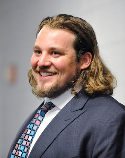Zane Beadles didn't have to win a Super Bowl to get a building named after him. (AP)