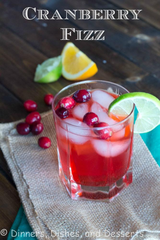 "Photo: Dinners, Dishes and Desserts<br>Cranberry Fizz<br><br> Ring-a-ding-ding in the the holiday season with this delightfully festive cranberry, vodka and lime cocktail. <br><br> <b>Recipe: <a href=""http://dinnersdishesanddesserts.com/cranberry-fizz-sundaysupper/"" rel=""nofollow noopener"" target=""_blank"" data-ylk=""slk:Cranberry Fizz"" class=""link rapid-noclick-resp"">Cranberry Fizz</a></b><br>"