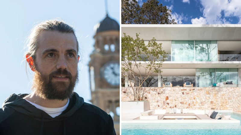 Inside Atlassian founder Mike Cannon-Brookes' new $24.5m Sydney mansion. Source: Getty/Realestate.com