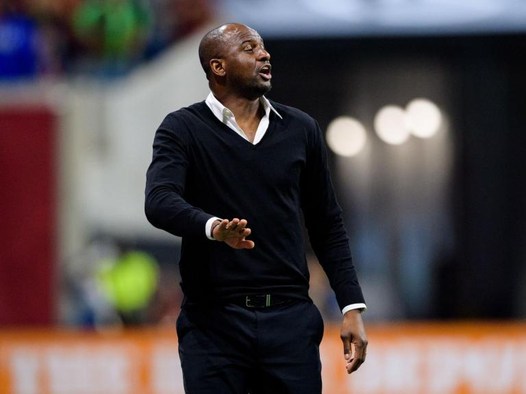 Next Arsenal manager: Patrick Vieira 'happy' to be linked with replacing Arsene Wenger