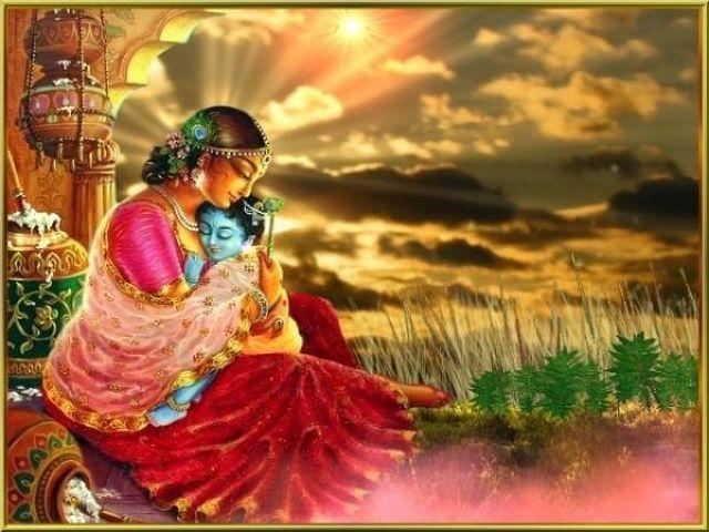 Why my daughter is my Krishna in his truest form!