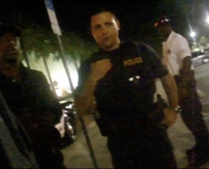 <p>Florida mother Tasha Ford filmed police as they arrested her son</p> (Tasha Ford)
